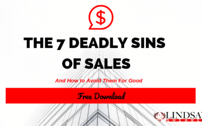Master the 7 Deadly Sins of Sales